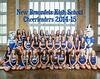 NBHS Cheerleaders 2015 :