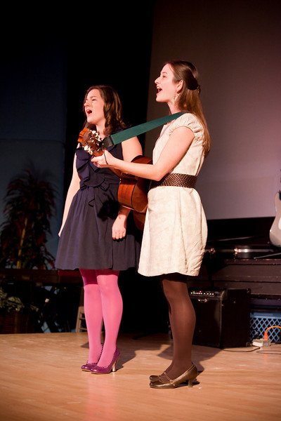 The annual New St. Andrews talent show is a ton of fun, definitely placing it near the top of the list of must attend social evens in Moscow, Idaho.