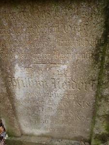 1. síremlék közelről