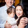 Nancy + Jeremy + Mira family photos, Mira first birthday, Family photos, Woodside family photographer, Huy Pham Photography, Woodside wedding Photographers