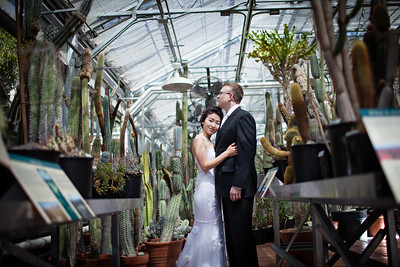 Nancy and Jeremy Wedding at UC Botanical Garden and Claremont Hotel and Resort Berkerley