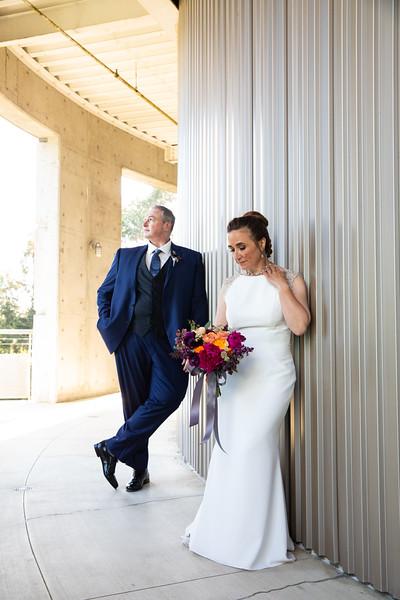 Naomi and Brad Wedding
