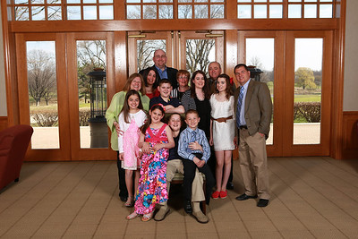 Naperville Country Club Easter 2014