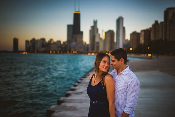 Natalie & Don: {engaged}!