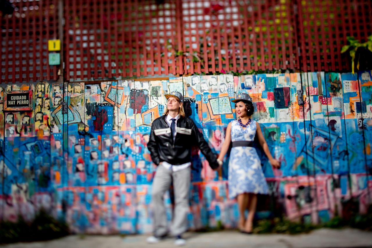 San Francisco Enage,ent Photos, SF Japanese tea garden engagement session, Sir Francis Drake Hotel engagement photos, Huy Pham Photography, San Francisco Wedding Photographers, Nate and Loi, Balmy Valley Engagement photos