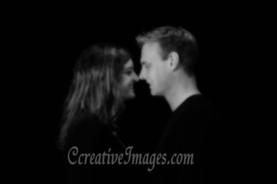 Fox Lake Photographer. Nate & Carly M Portraits. 12/14/11