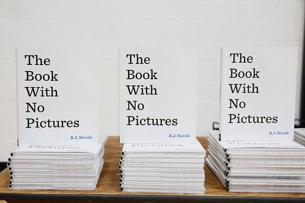 The National Book Foundation reading and book signing with author B.J. Novak