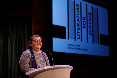 The National Book Foundation Literature for Justice Launch at the Los Angeles Public Library