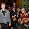 The holidays with the National Building Museum included the presentation of the President's Award and Chair's award. Shot 12/12/2013