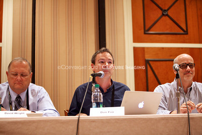 1204076-012    LAS VEGAS - APRIL 23: The NATO Independent Theatre Owners speak during the 2012 CinemaCon Convention held at Caesars Palace on April 23, 2012 in Las Vegas, Nevada.  (Photo by Ryan Miller/Capture Imaging)