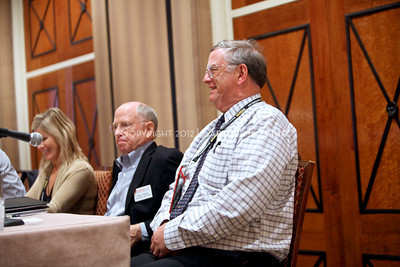 1204076-033    LAS VEGAS - APRIL 23: The NATO Independent Theatre Owners speak during the 2012 CinemaCon Convention held at Caesars Palace on April 23, 2012 in Las Vegas, Nevada.  (Photo by Ryan Miller/Capture Imaging)