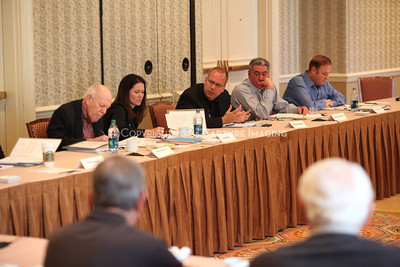 1204071-032    LAS VEGAS - APRIL 23: The NATO Executive Board Meeting during the 2012 CinemaCon Convention held at Caesars Palace on April 23, 2012 in Las Vegas, Nevada.  (Photo by Ryan Miller/Capture Imaging)