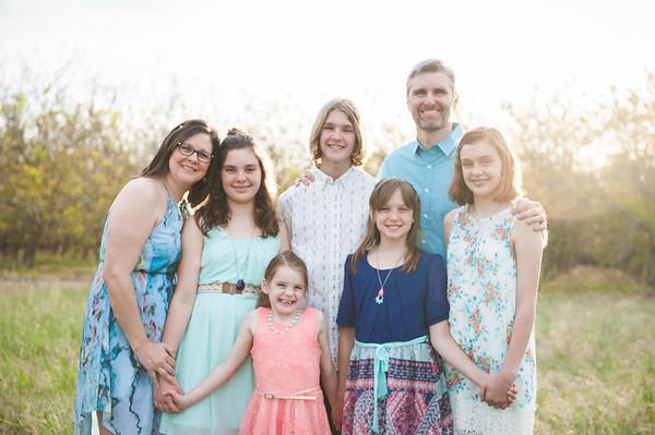 Nelson Family || 2017