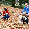 The Nelson family in Rock Creek Park. Shot 12/2/12