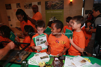 1205163-033    LOS ANGELES, CA - MAY 20:  The 2012 Bug Fair at the Natural History Museum of Los Angeles County on May 20, 2012 in Los Angeles, California. (Photo by Ryan Miller/Capture Imaging)
