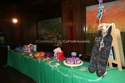 1210247-045    LOS ANGELES, CA - OCTOBER 28:  The Haunted Museum event at the Natural History Museum of Los Angeles County on October 28, 2012 in Los Angeles, California. (Photo by Ryan Miller/Capture Imaging)