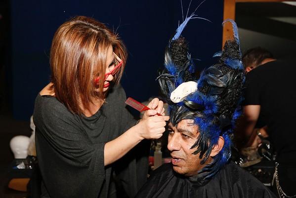 The 2016 Biennial Ice Age Hair Ball