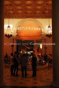 1201001-037        LOS ANGELES, CA - JANUARY 6: The NHM First Fridays event held at the Natural History Museum on January 6, 2012 in Los Angeles, California. (Photo by Ryan Miller/Capture Imaging)