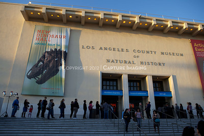 1203028-0017        LOS ANGELES, CA - MARCH 2: The NHM First Fridays event held at the Natural History Museum on March 2, 2012 in Los Angeles, California. (Photo by Ryan Miller/Capture Imaging)