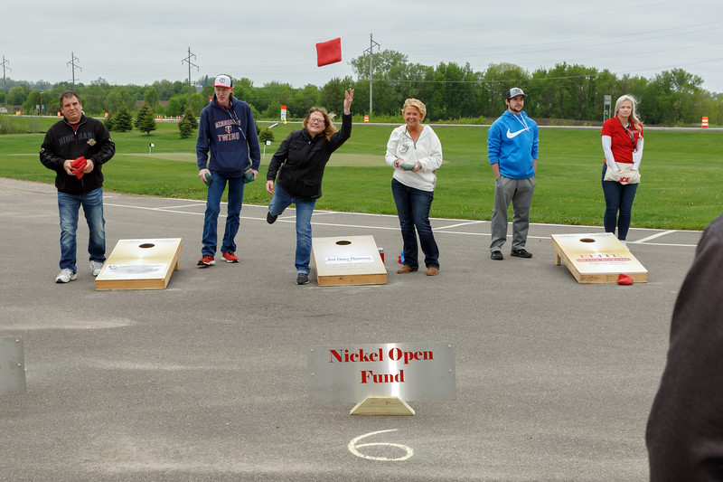 2019 Nickel Open Golf And Sunshine Bean Bag Tournament - May 18, 2019