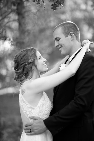 Nicole and Harvey / Pleasant Hill community center
