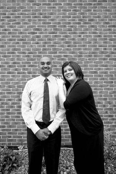 Nicole & Ganesh: Engagement Party