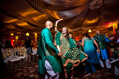 Nina and Asif Wedding
