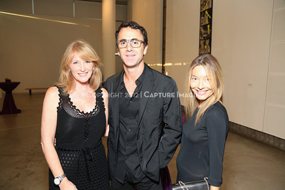 1210230-046    NEWPORT BEACH, CA -  OCTOBER 5: The Orange County Museum of Art 50th anniversary and OC Collects exhibition held at the Orange County Museum of Art on October 5, 2012 in Newport Beach, California. (Photo by Ryan Miller/Capture Imaging)