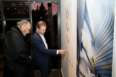 OCMA Exhibition Opening