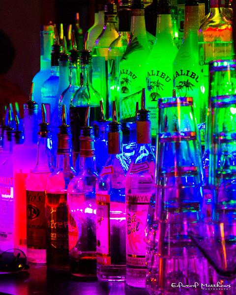 Bar in downtown Austin