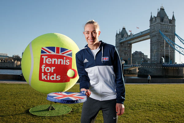 05/04/18 Tennis Lessons - London FULL EDIT