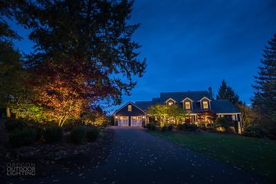 oregon outdoor lighting eris creative