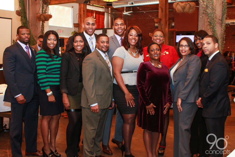 National Sales Network St. Louis 7th Annual State of Organization Jazz Brunch at Copia 01-25-2014