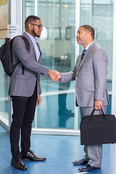 NSN 8th Cohort Backpack to Briefcase Mentoring Scholarship Simulation 03-24-18
