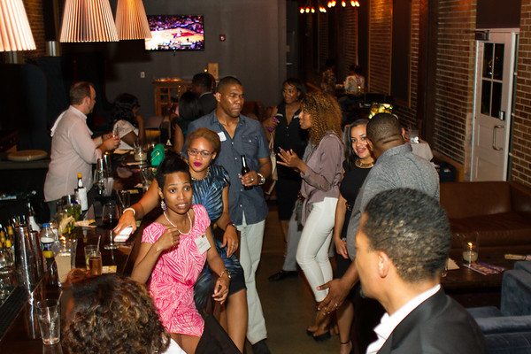NSN St. Louis Membership Drive Happy Hour at Element STL 6-16-16