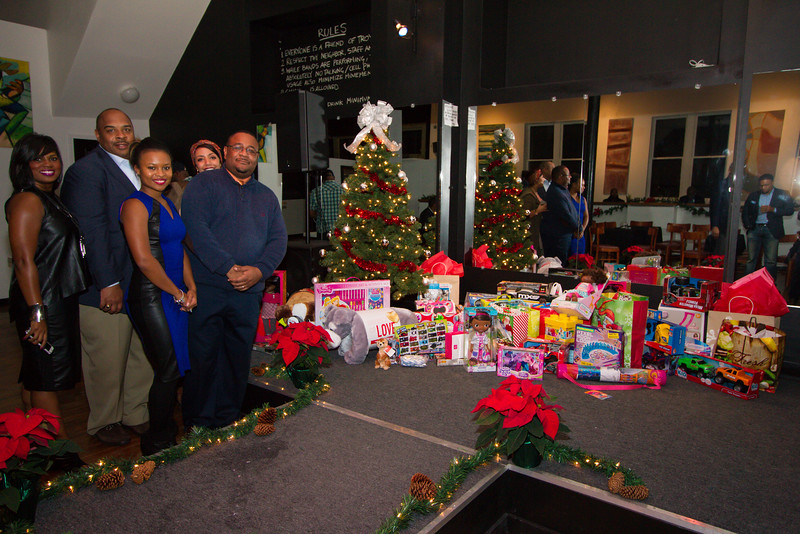 NSN Holiday Party & Toy Drive 12-02-2016