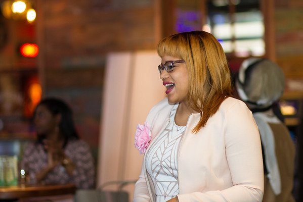 """NSN St. Louis Presents """"Master Your Message"""" with Jo Lena Johnson 03-10-2016"""