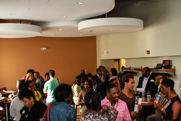 """""""How To Become a Person of Influence"""" with Author/Growth Coach Dwayne Bess at The St. Patrick Center 06-26-2014"""