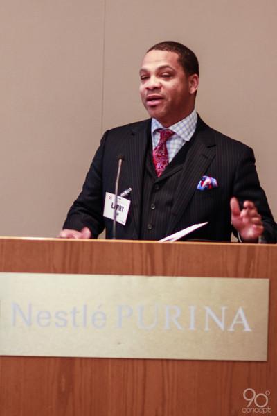 NSN Professional Development Seminar at Nestle Purina 03-27-2014