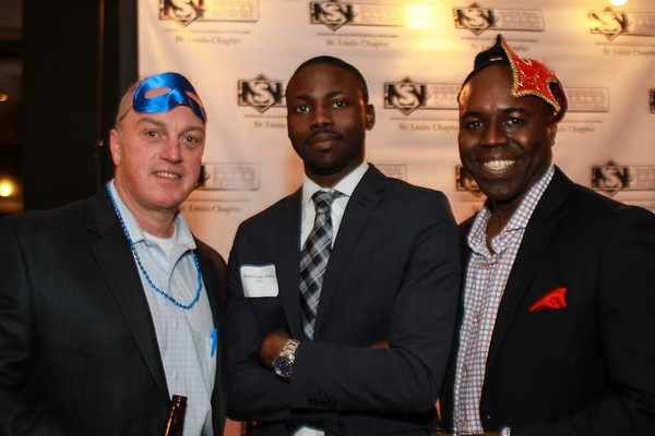 NSN St. Louis Masquerade Bash Networking Mixer 2-26-15