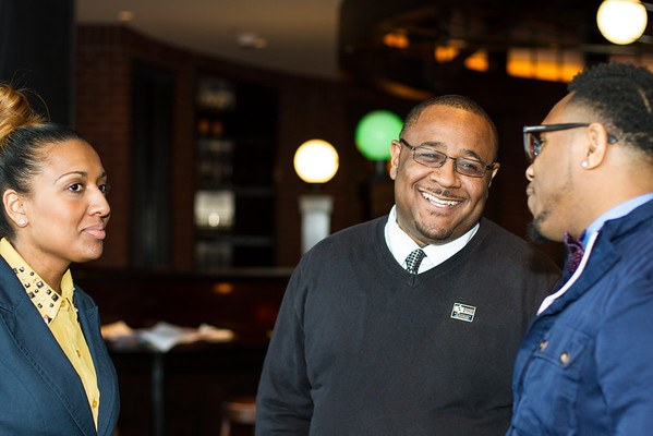 Nothing But Networking (MPAC) at Ballpark Village 03-17-2016