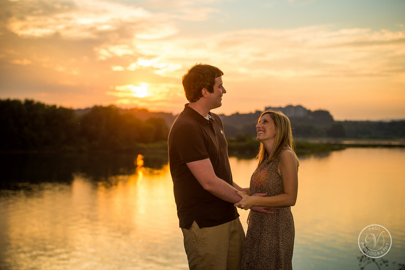 Sunset on the Susquehanna Engagement