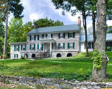 Stocks Manor Mansion