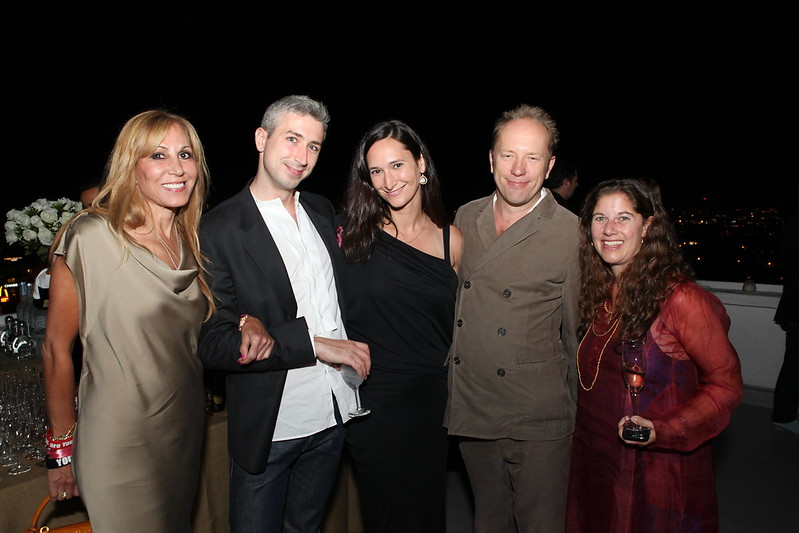 1110181-010    LOS ANGELES, CA - OCTOBER 2: The Pacific Standard Time: Art in LA 1945-1980 event after party at the Chateau Marmont on October 2, 2011 in Los Angeles, California. (Photo by Ryan Miller/Capture Imaging)