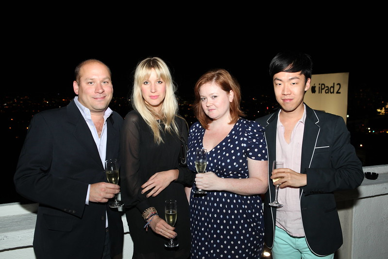 1110181-012    LOS ANGELES, CA - OCTOBER 2: The Pacific Standard Time: Art in LA 1945-1980 event after party at the Chateau Marmont on October 2, 2011 in Los Angeles, California. (Photo by Ryan Miller/Capture Imaging)