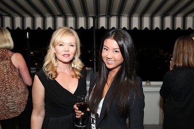 1110181-004    LOS ANGELES, CA - OCTOBER 2: The Pacific Standard Time: Art in LA 1945-1980 event after party at the Chateau Marmont on October 2, 2011 in Los Angeles, California. (Photo by Ryan Miller/Capture Imaging)