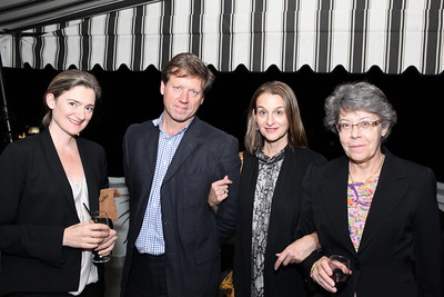 1110181-009    LOS ANGELES, CA - OCTOBER 2: The Pacific Standard Time: Art in LA 1945-1980 event after party at the Chateau Marmont on October 2, 2011 in Los Angeles, California. (Photo by Ryan Miller/Capture Imaging)