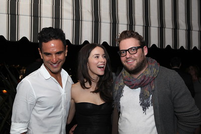 1110181-017    LOS ANGELES, CA - OCTOBER 2: The Pacific Standard Time: Art in LA 1945-1980 event after party at the Chateau Marmont on October 2, 2011 in Los Angeles, California. (Photo by Ryan Miller/Capture Imaging)