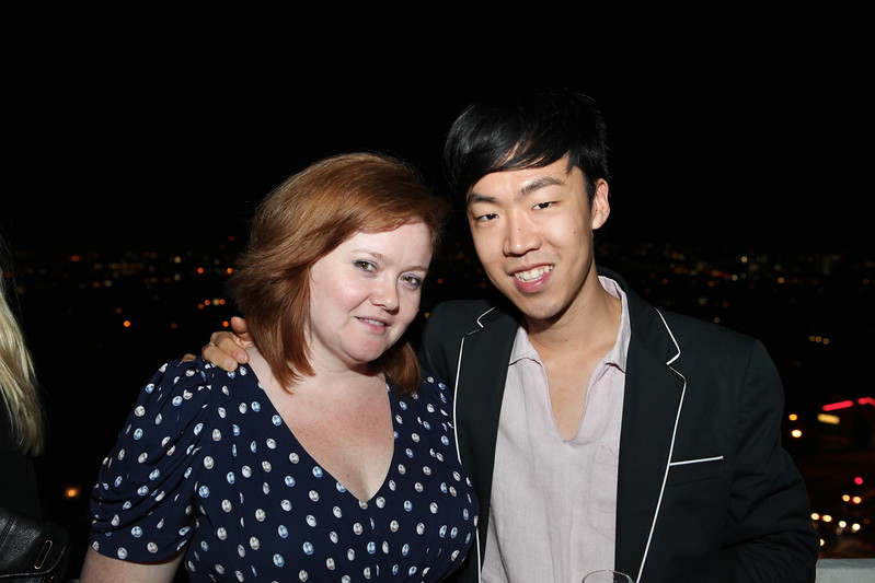 1110181-014    LOS ANGELES, CA - OCTOBER 2: The Pacific Standard Time: Art in LA 1945-1980 event after party at the Chateau Marmont on October 2, 2011 in Los Angeles, California. (Photo by Ryan Miller/Capture Imaging)