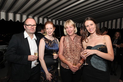 1110181-023    LOS ANGELES, CA - OCTOBER 2: The Pacific Standard Time: Art in LA 1945-1980 event after party at the Chateau Marmont on October 2, 2011 in Los Angeles, California. (Photo by Ryan Miller/Capture Imaging)